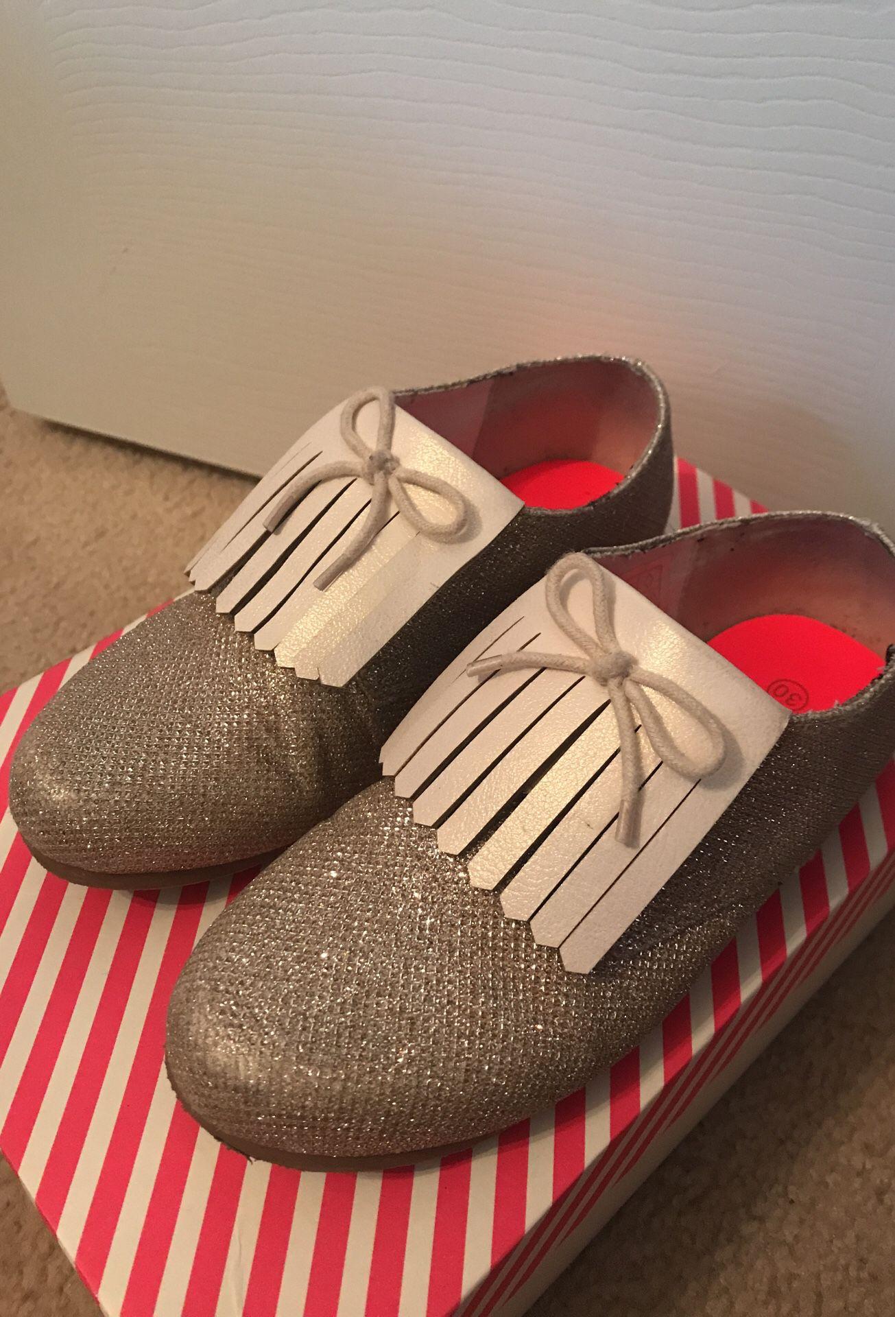 Billieblush Girls super cute shoes size 30 kids