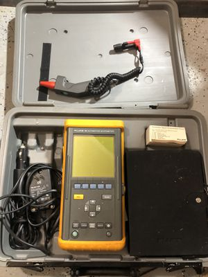 Fluke 98 scopemeter for Sale in Silver Spring, MD