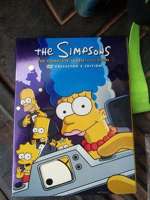 Simpsons seventh season for Sale in Salt Lake City, UT