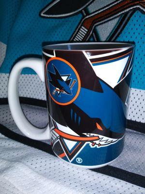 Sharks coffee mug for Sale in San Jose, CA