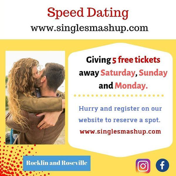 speed dating in roseville ca