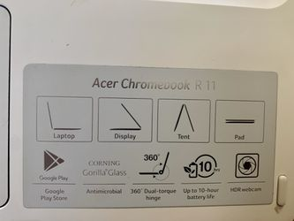 Acer Chromebook Thumbnail
