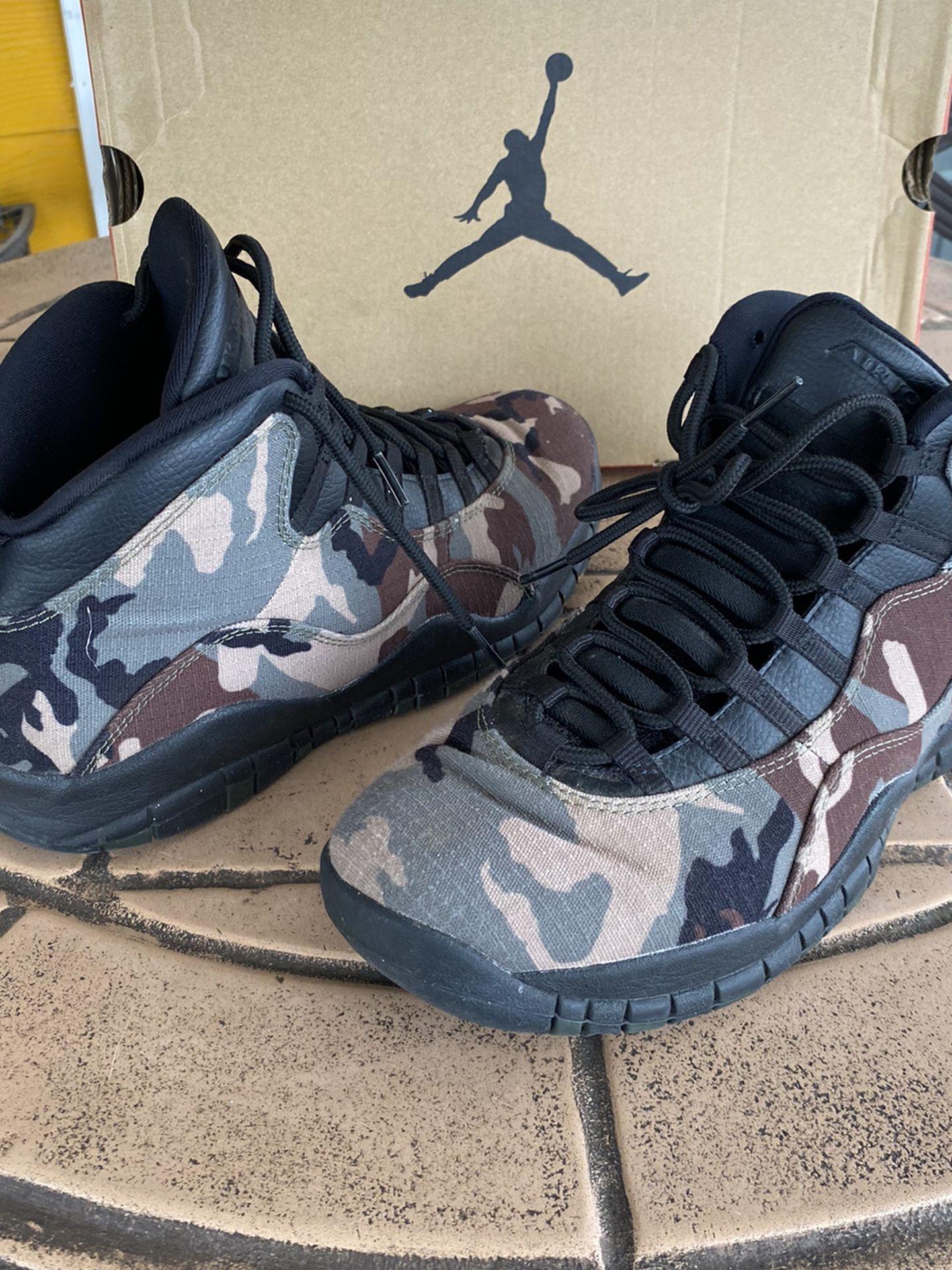 Jordan size 10.5