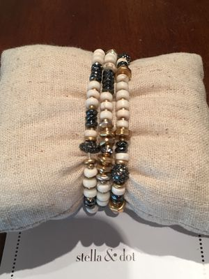 Stella & Dot Nomad Braclets for Sale in North Potomac, MD