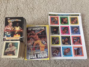 WWF Collectibles for Sale in Pittsburgh, PA
