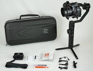ZHIYUN CRANE 2 3-Axis Gimbal for DSLR & Mirrorless Cameras for Sale in Humble, TX