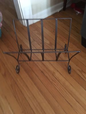 Pier One magazine rack for Sale in New Market, MD