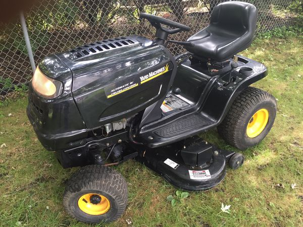 New and Used Riding lawn mower for Sale in Bolingbrook, IL