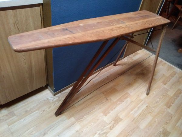 Antique Wooden Ironing Board For Sale In Auburn Wa Offerup