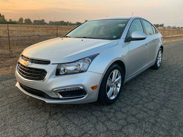 2015 Chevy Cruze Diesel for Sale in Rio Linda, CA - OfferUp