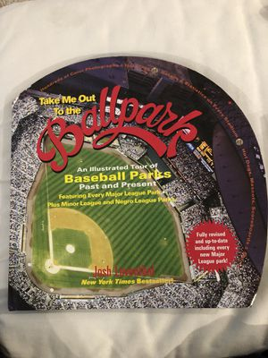 Collectors Baseball Park hardcover book for Sale in Apex, NC