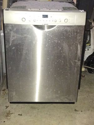 Bosch used dishwasher In Germantown MD for Sale in Germantown, MD