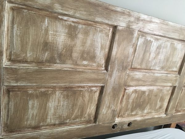 - Antique Door Headboard Queen For Sale In Nashville, TN - OfferUp