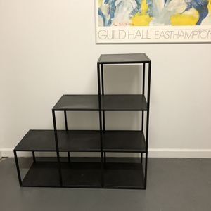 Industrial Metal shelving unit • Tribeca Manhattan for Sale in New York, NY
