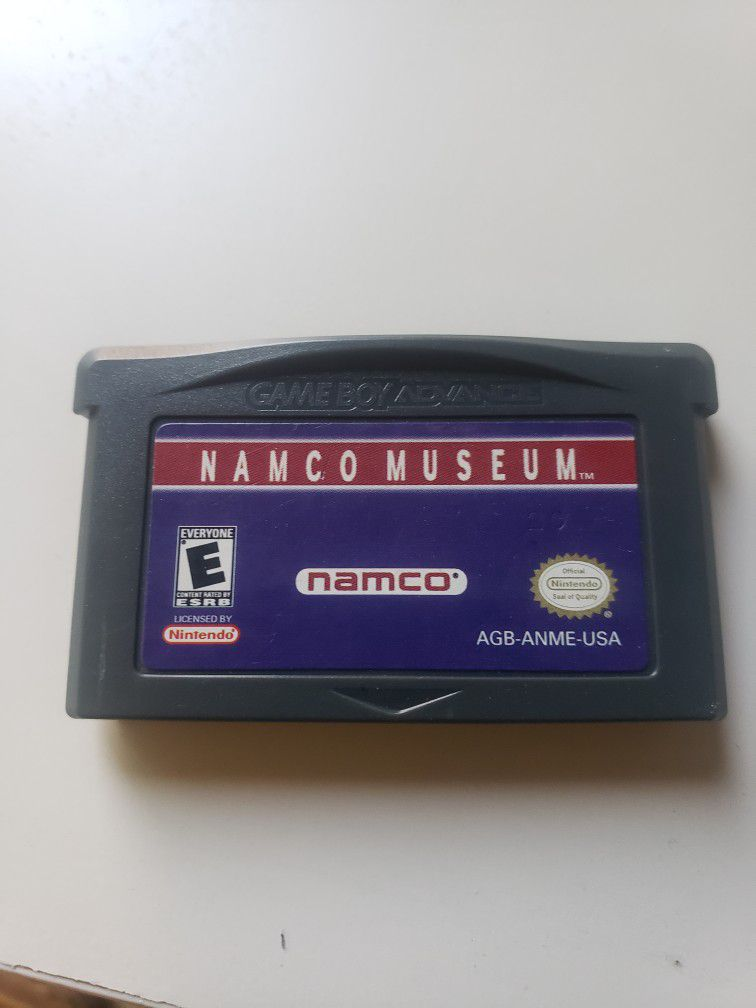 Gameboy Advanced Video Game