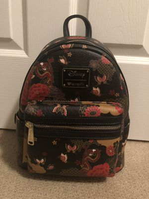 Disney Mushu Mulan Loungefly Backpack for Sale in Los Angeles, CA