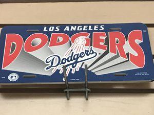 La Dodgers license plate NEW collectors for Sale in Colorado Springs, CO