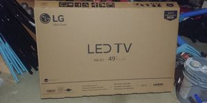 "49"" LG LED T.V. for Sale in St Louis, MO"