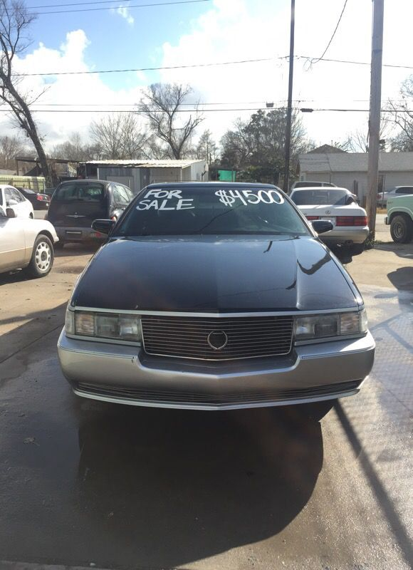 94 Cadillac STS for Sale in Houston, TX - OfferUp