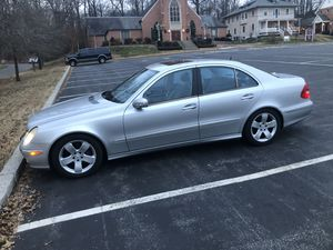 2004 Mercedes Benz E500 for Sale in Washington, DC