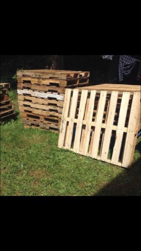 Wood Pallets for sale for Sale in Shelton, WA - OfferUp