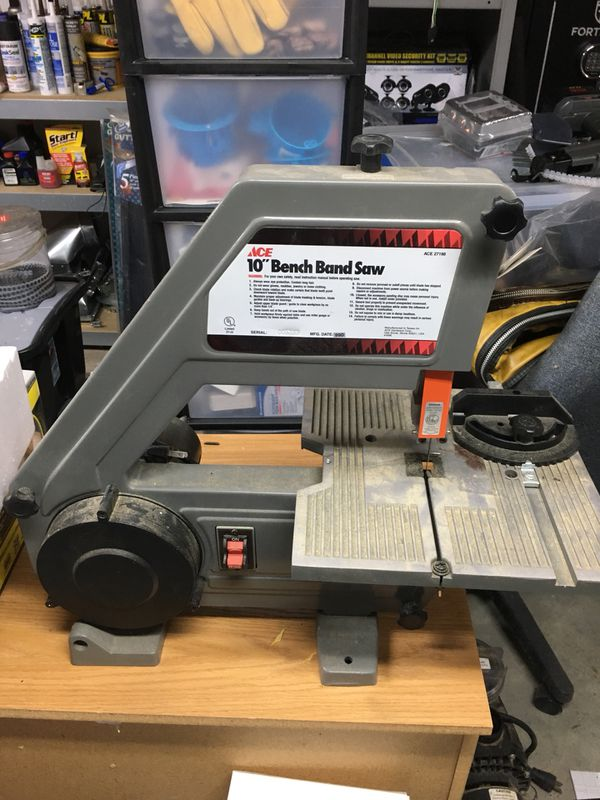 10 Bench Band Saw For Sale In Leeds Al Offerup