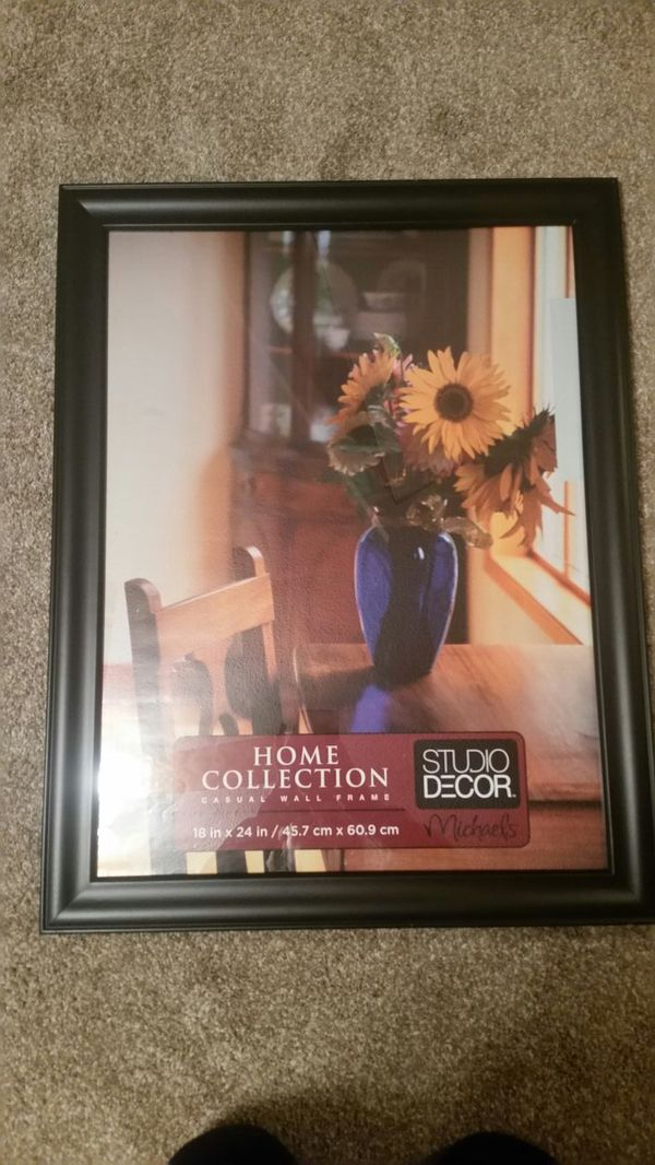 Picture Frame 18in 24 In Household In Dubuque Ia Offerup
