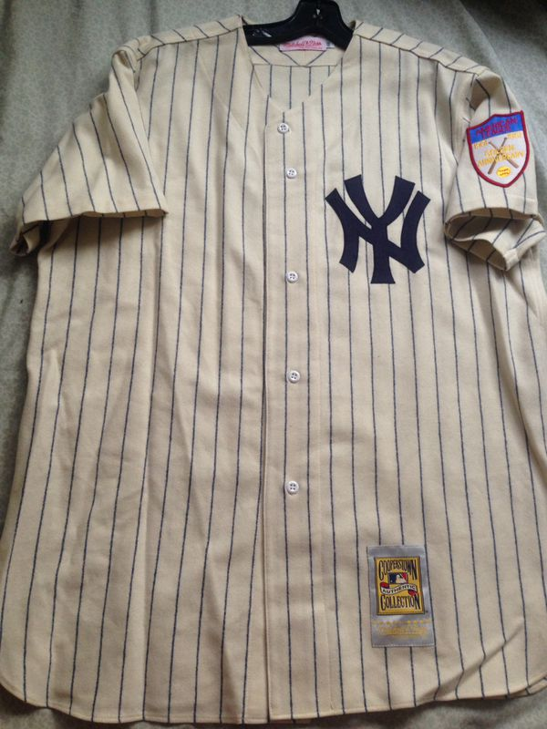 cheap for discount 3040f 46e91 Mitchell & Ness Authentic Cooperstown Collection - #7 Mickey Mantle 1951  Golden Anniversary - NEW for Sale in Garden Grove, CA - OfferUp