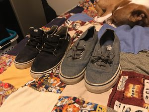 8ac0449603 Nike 6.0s and Vans bundle. for Sale in Springfield