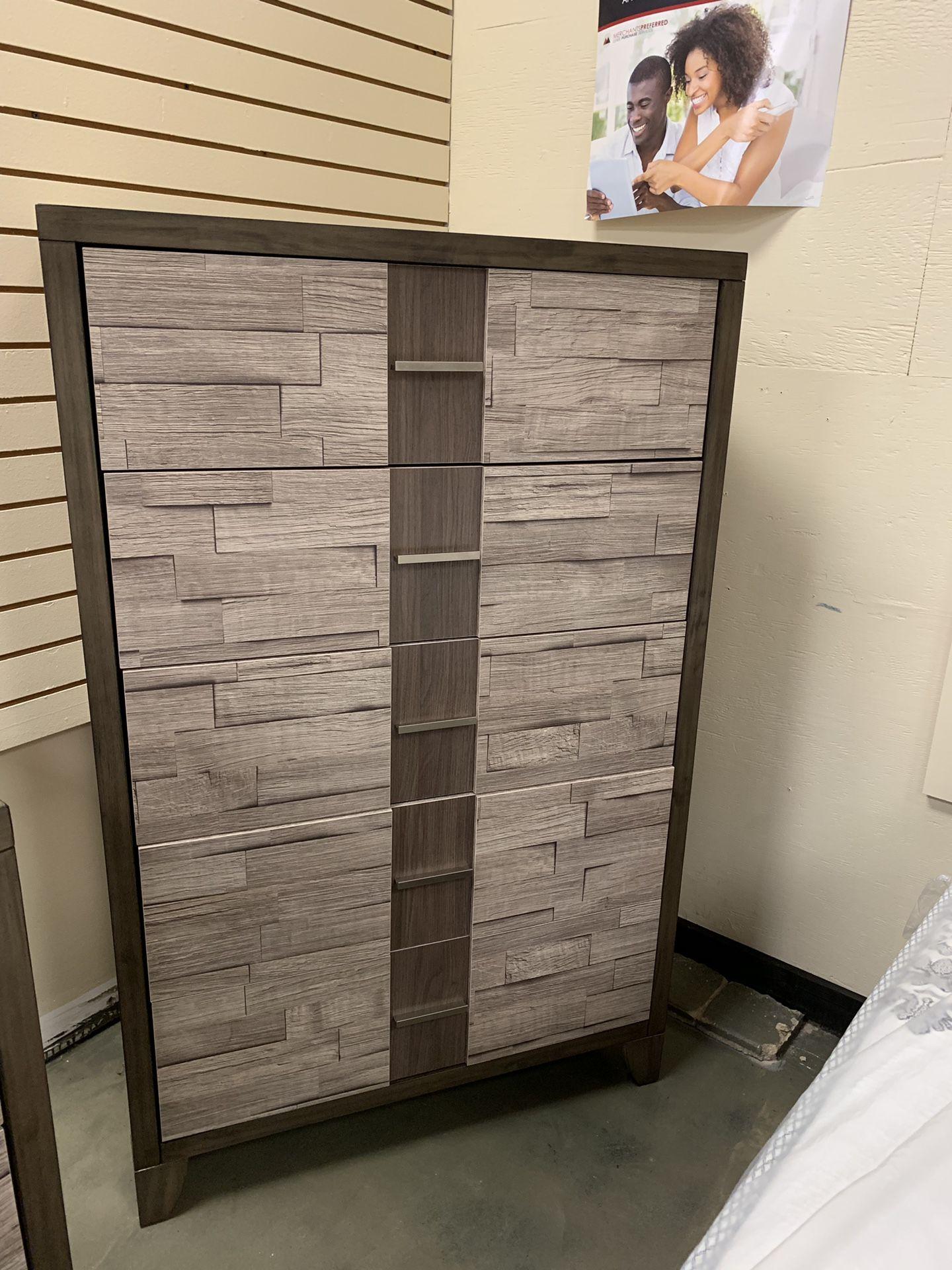 Long chest drawers dresser brand new wooden design big sale