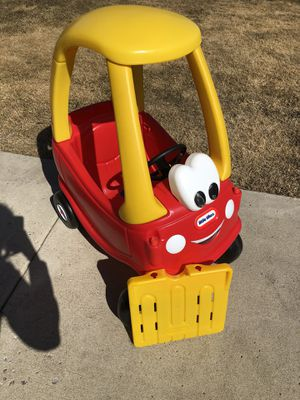 Photo Little Tikes Cozy Coupe