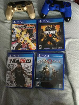 PlayStation w/ games for sell. for Sale in Washington, DC