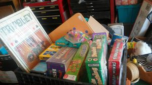 Board games and puzzles for Sale in Glendale, AZ