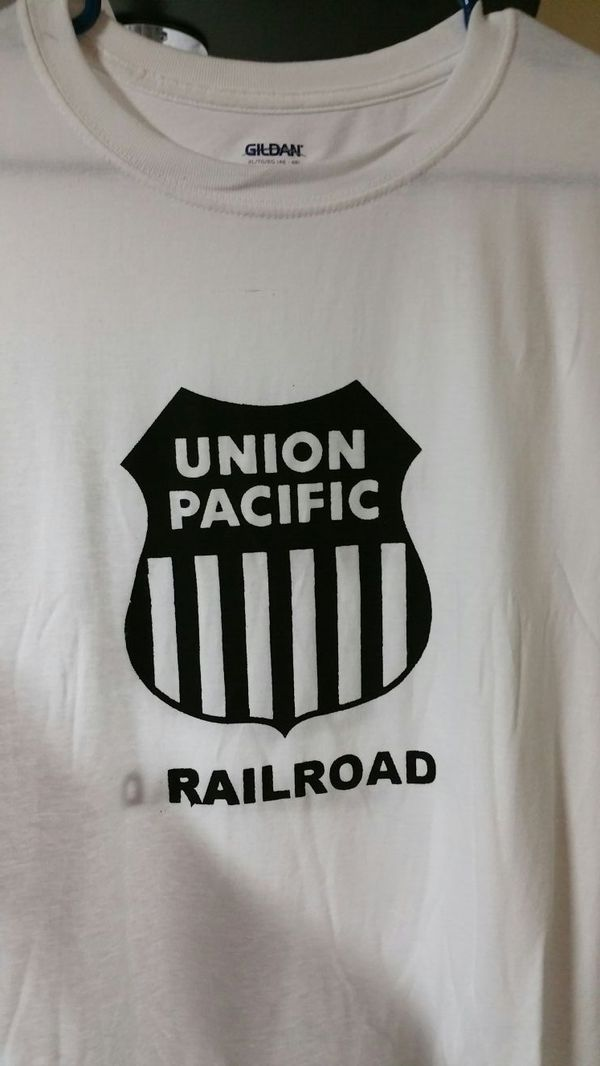 583315fe5ab1 ... railroad t shirts front and back for in galt ca offerup ...