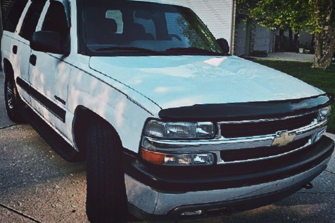 GOOD OFFER Nice Chevy Tahoe