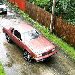 1987 Oldsmobile Cutlass Thumbnail