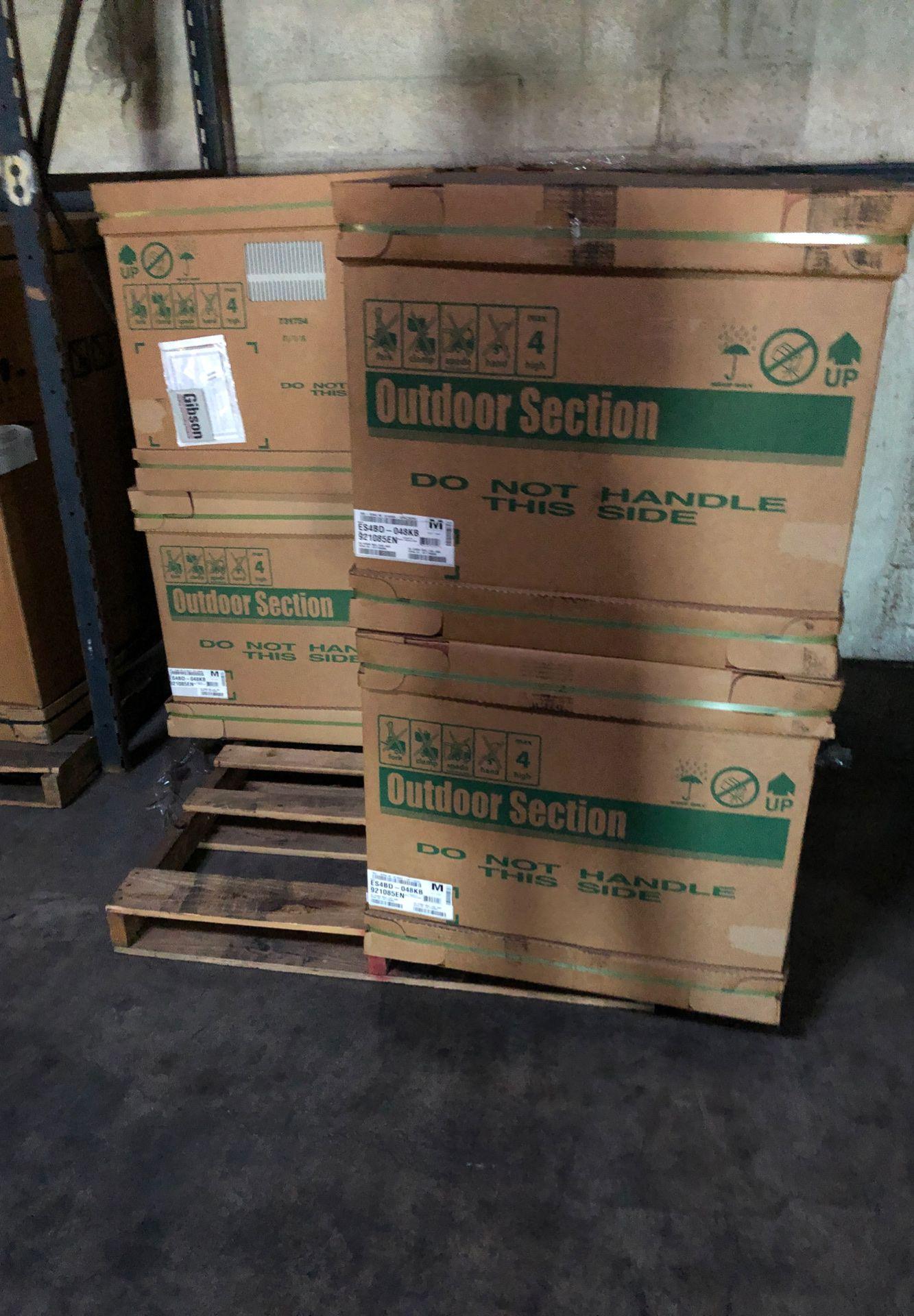 ginson 4 ton condensor