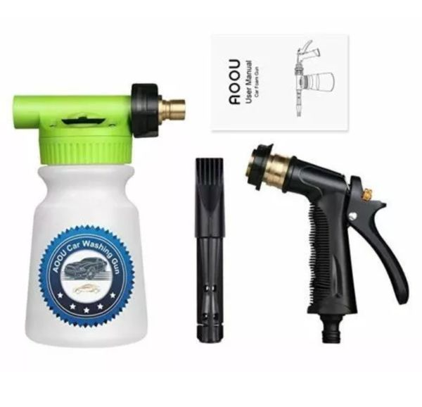 Aoou Professional Car Cleaning Easy Foaming Gun For Sale