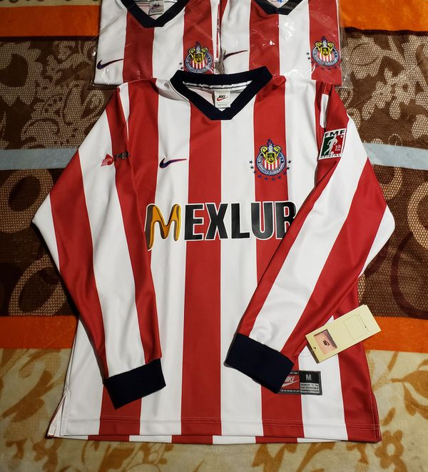 new product 5e3d0 06079 Chivas Nike Jersey manga larga for Sale in Los Angeles, CA - OfferUp