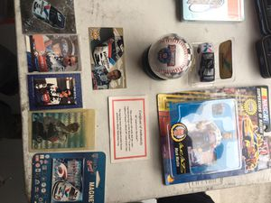 Mark Martin NASCAR Dale Jr collectibles for Sale in Greer, SC