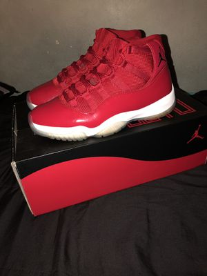 Win like 96 Retro 11s mens 8.5 for Sale in Temple Hills, MD