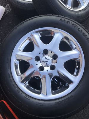 Mercedes Benz S430 Stock Factory Wheels for Sale in Silver Spring, MD