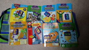 Leap pad learning books for Sale in Brookeville, MD