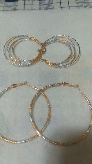 argollas oro brasileño for Sale in Manassas, VA