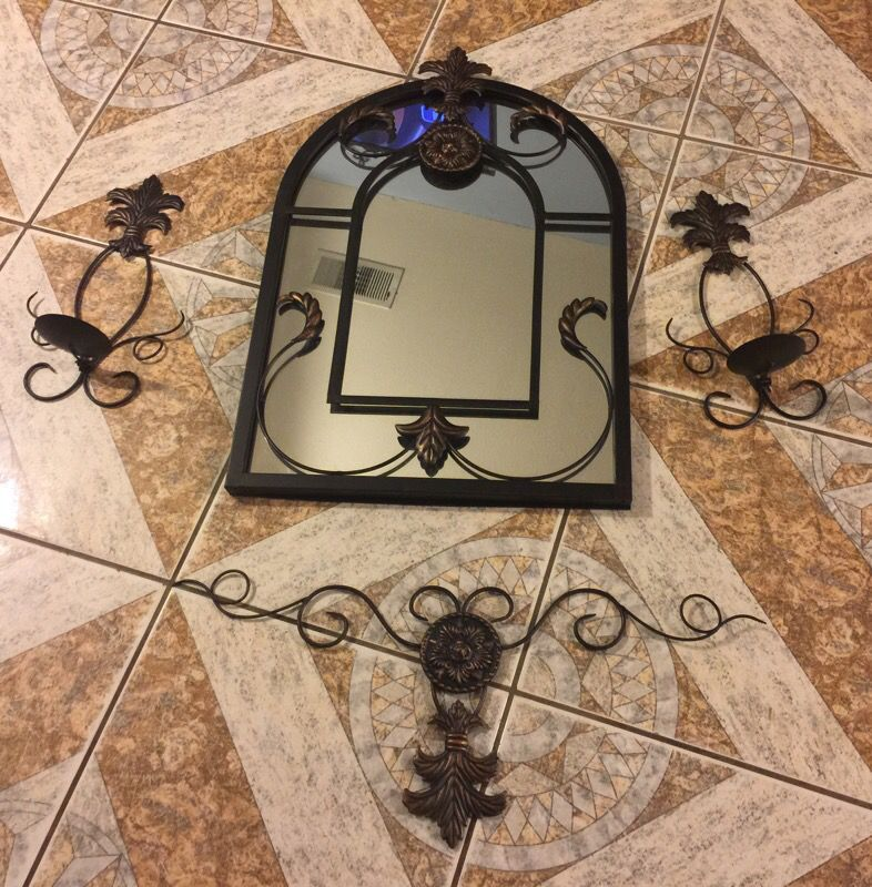 Mirror Set all for $50