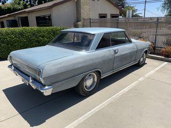1962 Chevy Nova Thumbnail