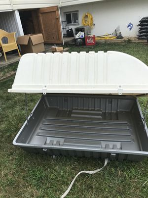 USED I EXCELLENT CONDITION VAN CARGO ROOFTOP CARRIER for Sale in Savage, MD