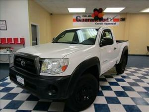 2008 toyota tacoma 4x4 2dr regular cab 6.1 ft.sb 5m for Sale in Manassas, VA