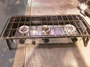"16"" Camp chef stove for Sale in Madera, CA"