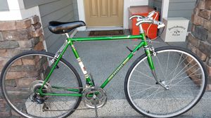 Vintage 1970's-1980's Peugeot 10 Speed Bicycle for Sale in Puyallup, WA